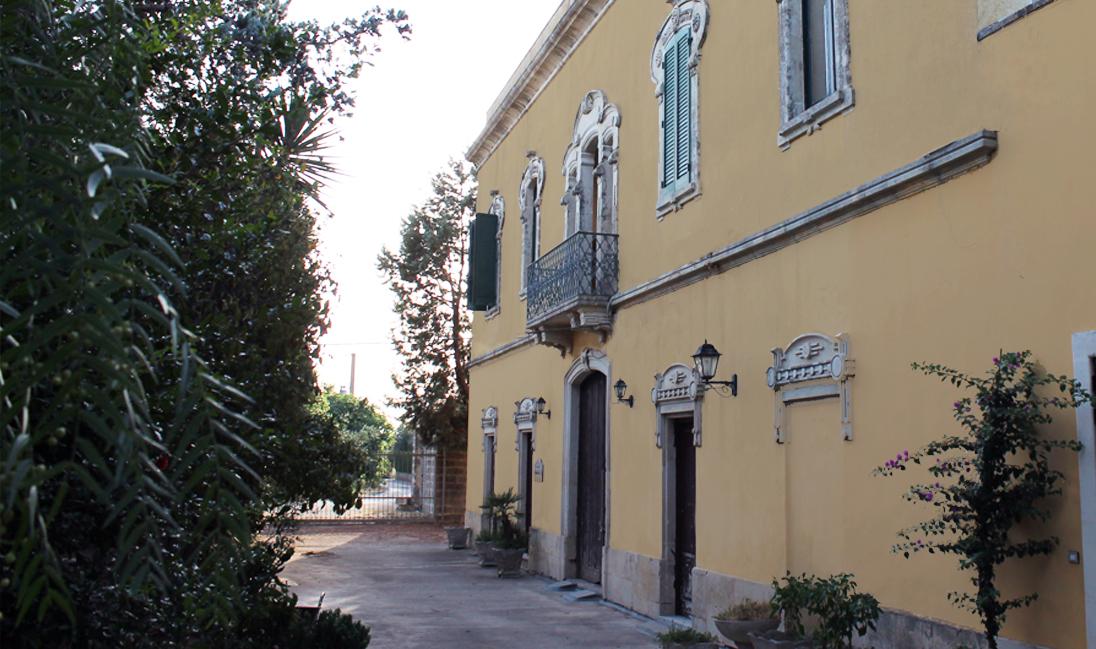 Casina Grassi cutrofiano aradeo Lecce Salento